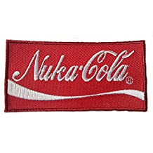 Fall Out Pip Boy Nuka Cola Coke Morale Military Applique iron on Patch [Importación Inglesa]