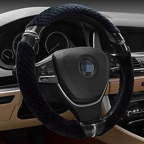 Auto Coprivolante Universale in fibra di carbonio antiscivolo, tenere in caldo taglia M - Chrome Truck Parti