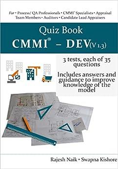 Quiz Book: CMMI® - DEV (V1.3) by [Naik, Rajesh, Kishore, Swapna]
