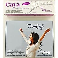 Femcap 26mm Portiokappe & Caya Natural Contraceptive Gel 60g COMBIPACK preisvergleich bei billige-tabletten.eu