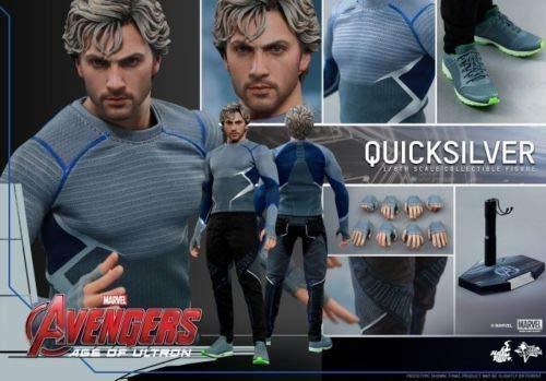 rvel Avengers - Age of Ultron - Quicksilver 1/6 - Officiel ()