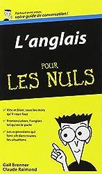 Anglais - Guide de conversation Pour les Nuls (L')