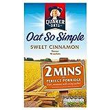 Produkt-Bild: Quaker Oat So Simple Süße Zimt 10 x 33g