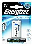 4 Energizer 9V Lithium Batterien Lithium 9V-Block L522-9V-FR22-E-Block (4er Set)