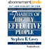 The 7 Habits of Highly Effective People: Powerful Lessons in Personal Change (English Edition)