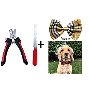 Douge Couture Stainless Steel Blade Dog Nail Clippers