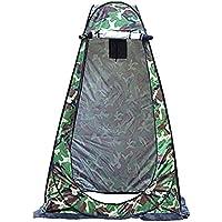 TOMMY LAMBERT tienda plegable portátil para la ducha plegable para acampar al aire libre senderismo playa ducha privacidad inodoro cambiador refugio toldo