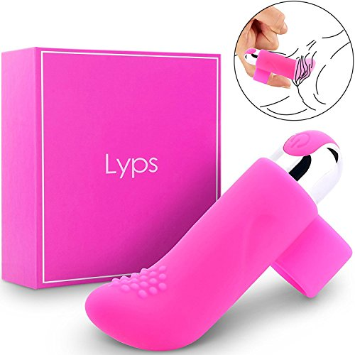 Lyps Fingervibratoren Klitoris und G Punkt Bullet vibratoren für sie – klein und leise aber starke Vibrationen – einzigartige Verpackung – wiederaufladbar, reisefreundlich ( Layla pink ) Test