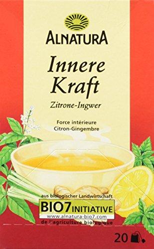 Alnatura Bio Tee Innere Kraft, 20 Beutel, 40 g