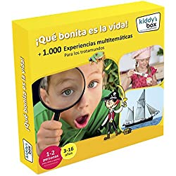 Family'S Box - Pack experiencia ¡qué bonita es la vida! kiddy's box