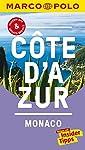 """Kompakte Informationen, Insider-Tipps, Erlebnistouren und digitale Extras: Entdecken Sie mit MARCO POLO die Côte d'Azur und ihr Hinterland intensiv von der italienischen Küste im Nordosten bis zu den """"Goldinseln"""" Iles d'Or im Südwesten - mit dem MARC..."""
