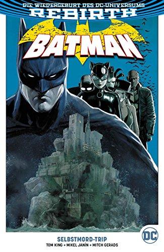 Batman: Bd. 2 (2. Serie): Selbstmord-Trip