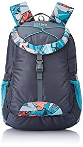 Wildcraft Wiki Daypack 34 liters Grey Casual Backpack (8903338049081)