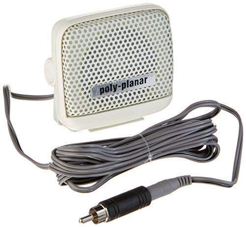 POLY-PLANAR MB21 (W) VHF EXTENSION SPEAKER -