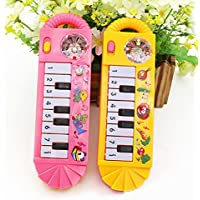 Gemini_mall Musical Toys for Infant Toddler, Baby Kids Piano Musical Instrument Toys Early Developmental Educational Toys for Boys Girls Xmas Birthday Gift Stocking Fillers