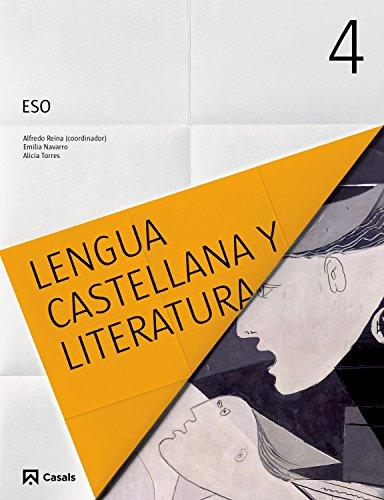 Lengua castellana y Literatura 4 ESO (2016) - 9788421860953