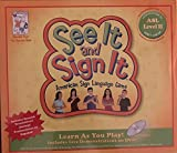 PlayAbility Toys 0043 See It- Sign It Le...