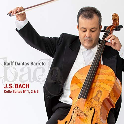J.S.Bach: Cello Suites No. 1, 2 & 3 (Bach Cello Suite 1)