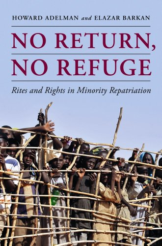 No Return, No Refuge: Rites and Rights in Minority Repatriation