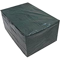 Small Rectangle Outdoor Garden Table Cover 1.52m x 1.04m x 0.71m / 5ft x 3.4ft x 2.3ft