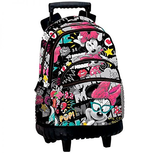 Mochila Compact Minnie Journal con Ruedas