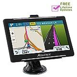 Aonerex Sat Nav for Car Truck Lorry 7 Inch 8GB 256MB GPS Navigation