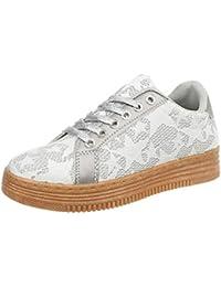 Ital-Design - Zapatillas de Sintético para Mujer