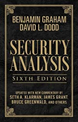 Security Analysis, Sixth Edition (Leatherbound Edition) by Benjamin Graham (2008-10-10)