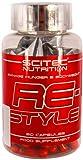 Scitec Nutrition FAT BURNER ReStyle, 60 Kapseln, 1er Pack (1 x 23 g)