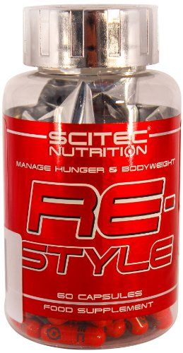 Scitec Nutrition ReStyle 60 Kapseln, 1er Pack (1 x 23 g)