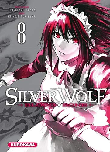 Silver Wolf Blood Bone Edition simple Tome 8