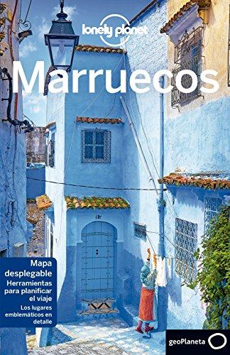 Marruecos 8 (Guías de País Lonely Planet) por Jessica Lee