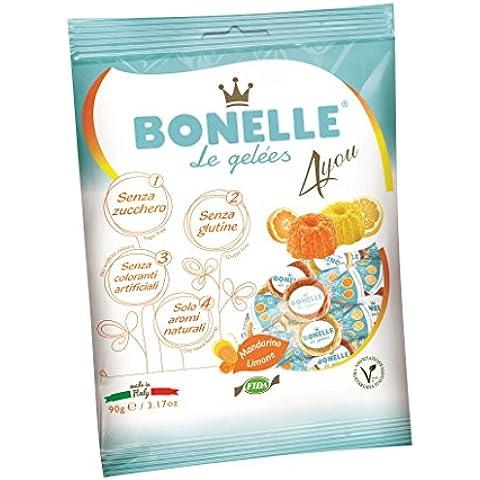 Le Bonelle Busta 4You Mandarino/Limone, 90 gr