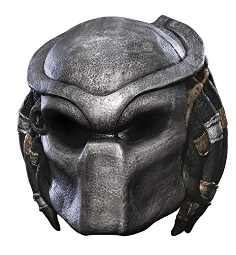 Predator Helmet Vinyl 3/4 Child Mask