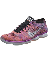 Nike Wmns Flyknit Zoom Agility, Zapatillas de Tenis para Mujer
