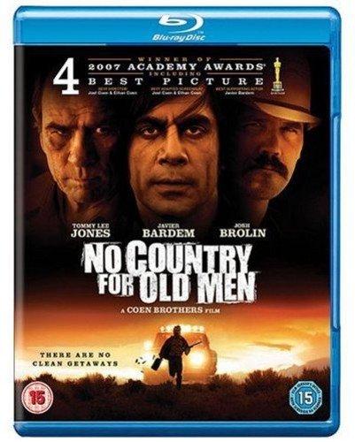 Bild von No Country For Old Men [Blu-ray] [UK Import]