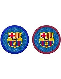 Seva Import Barcelona - Reloj unisex, color azul / grana, talla Única