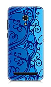 Asus ZenFone 6 3Dimensional High Quality Printed Back Case