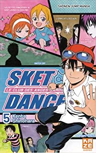Sket Dance - Le club des anges gardiens Edition simple Tome 5