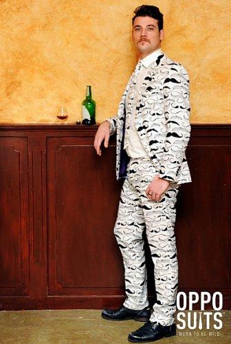 OppoSuits Designer Anzug Tashtastic Kostüm Herren Gr. -