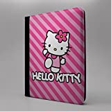 Hello Kitty Tablette Flip Coque pour Apple iPad Pro 24,6cm–Hello Kitty Rose–S-t1462