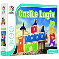 Smart Games - Castle Logix, juego de construcción (SG030)