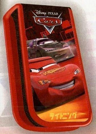 Disney Cars: 17pcs Double Tier Pencil