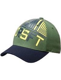 Reebok Crossfit Base Adults Sport Baseball Cap Hat Green