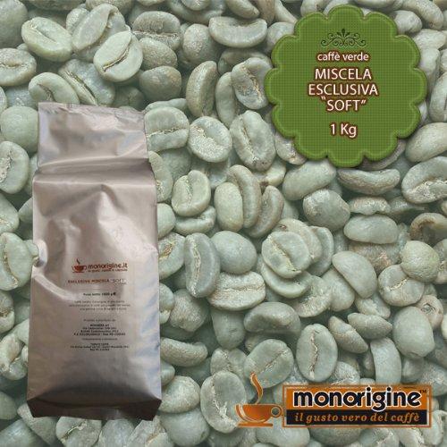Caffè Verde in Grani Miscela Esclusiva