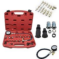 Vingo® 20 piezas kompressionstester Diesel meßgerät TDI CDI Automóviles Tester Medidor Comprobador ...