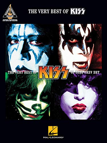 The Very Best of Kiss (Tab Kiss Guitar Book)