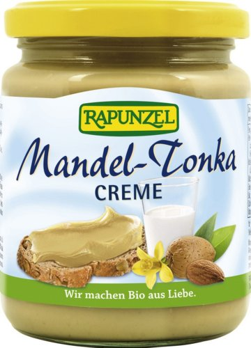 RAPUNZEL - Pate à tartiner amandes tonka 250 g