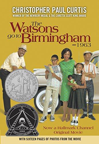 The Watsons Go to Birmingham - 1963 por Christopher Paul Curtis