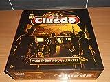 CLUEDO - PASSEPORT POUR MEUTRE - Edition de Luxe